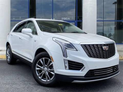 2021 Cadillac XT5 for sale at Southern Auto Solutions - Capital Cadillac in Marietta GA