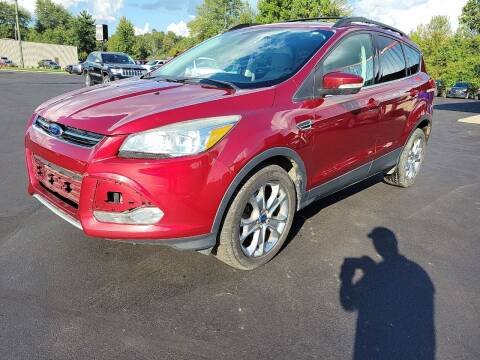2013 Ford Escape for sale at Cruisin' Auto Sales in Madison IN
