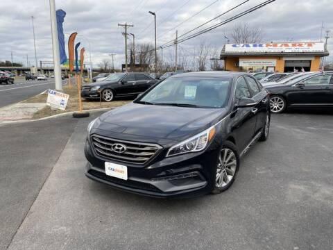 2017 Hyundai Sonata for sale at CARMART Of New Castle in New Castle DE