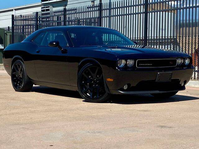 2013 Dodge Challenger for sale at Schneck Motor Company in Plano TX