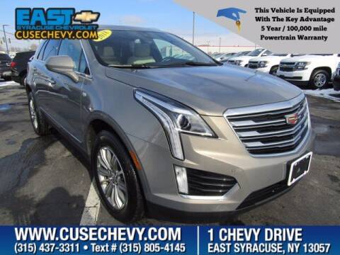 2018 Cadillac XT5 for sale at East Syracuse Performance Sales & Service in Syracuse NY