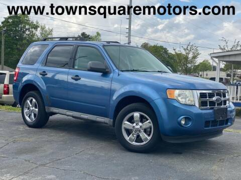 2009 Ford Escape for sale at Town Square Motors in Lawrenceville GA
