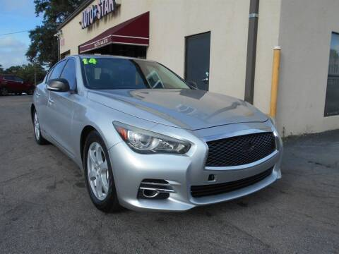 2014 Infiniti Q50 for sale at AutoStar Norcross in Norcross GA