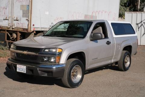 2005 Chevrolet Colorado for sale at Sports Plus Motor Group LLC in Sunnyvale CA