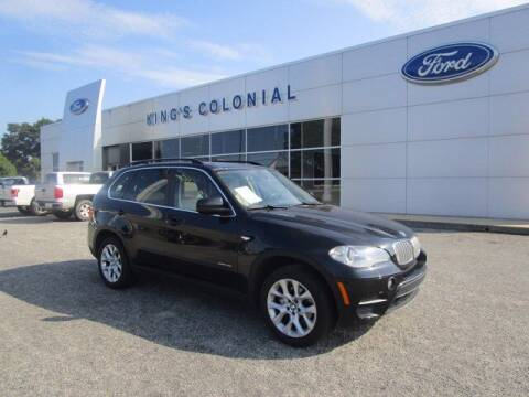 2013 BMW X5 for sale at King's Colonial Ford in Brunswick GA