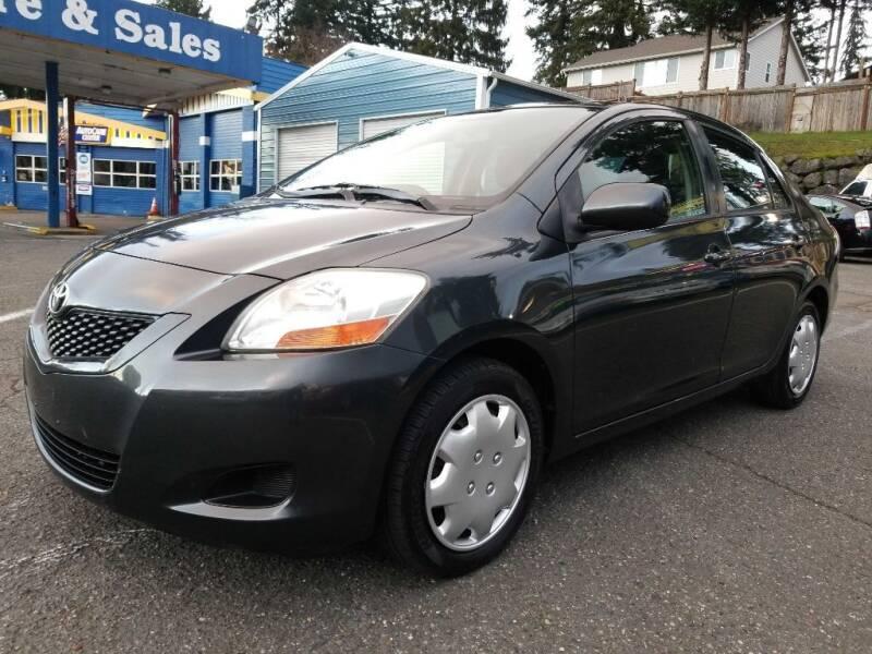 2009 Toyota Yaris for sale at Shoreline Family Auto Care And Sales in Shoreline WA