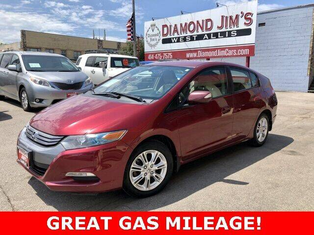 2010 Honda Insight for sale at Diamond Jim's West Allis in West Allis WI
