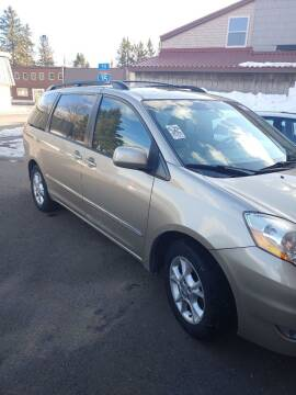 2006 Toyota Sienna for sale at WB Auto Sales LLC in Barnum MN
