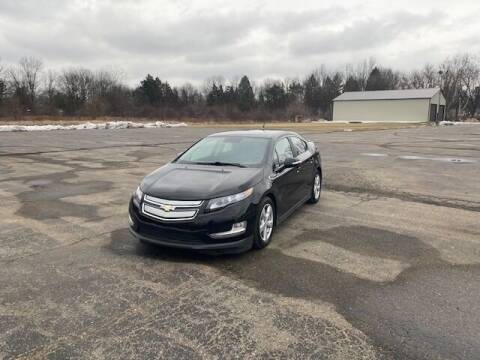 2014 Chevrolet Volt for sale at Caruzin Motors in Flint MI
