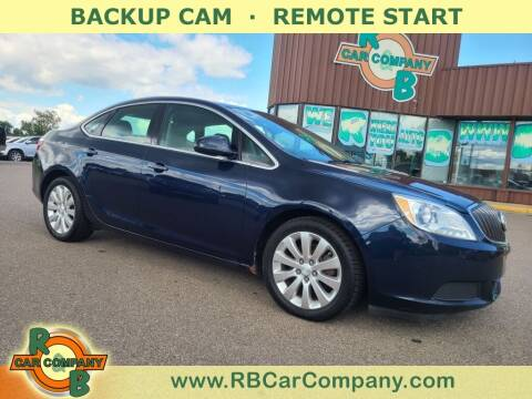 2015 Buick Verano for sale at R & B Car Co in Warsaw IN