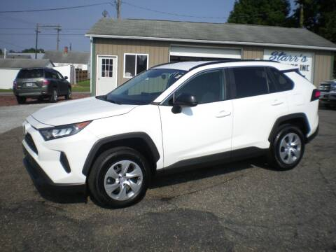 2019 Toyota RAV4 for sale at Starrs Used Cars Inc in Barnesville OH