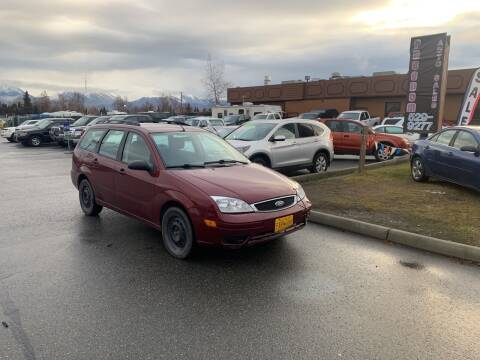 2006 Ford Focus for sale at Freedom Auto Sales in Anchorage AK