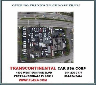 2007 Chevrolet Suburban  - Fort Lauderdale FL