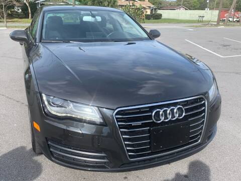 2012 Audi A7 for sale at Consumer Auto Credit in Tampa FL