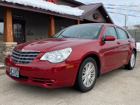 2008 Chrysler Sebring for sale at Affordable Auto Sales in Cambridge MN
