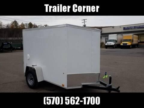 Look Trailers STLC 5X8 RAMP DOOR