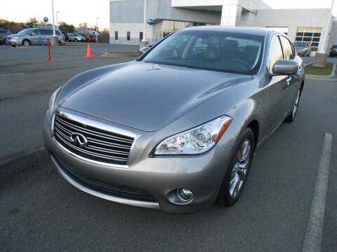 2012 Infiniti M37 for sale at Auto America in Charlotte NC