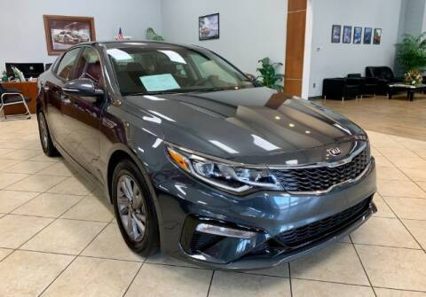 2020 Kia Optima for sale at Adams Auto Group Inc. in Charlotte NC