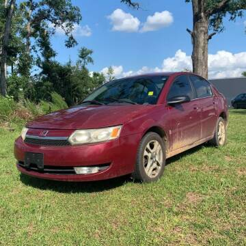 2004 Saturn Ion for sale at CARZ4YOU.com in Robertsdale AL