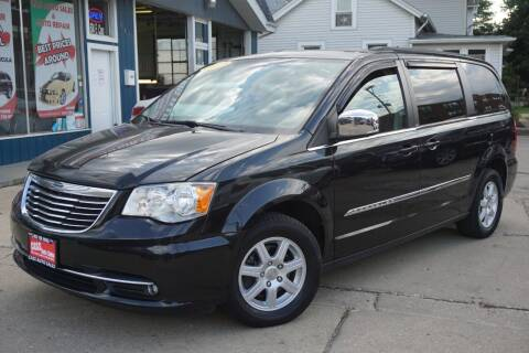 2012 Chrysler Town and Country for sale at Cass Auto Sales Inc in Joliet IL
