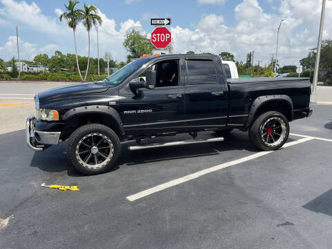 2004 Dodge Ram Pickup 2500 for sale at Second 2 None Auto Center in Naples FL