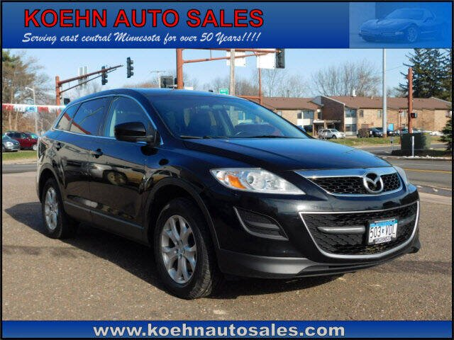 2012 Mazda CX-9 for sale at Koehn Auto Sales in Lindstrom MN