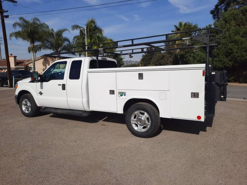 2015 Ford F-350 Super Duty 4x2 XLT 4dr SuperCab 162 in. WB SRW Chassis - La  Habra CA
