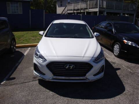 2018 Hyundai Sonata for sale at Mikano Auto Sales in Orlando FL