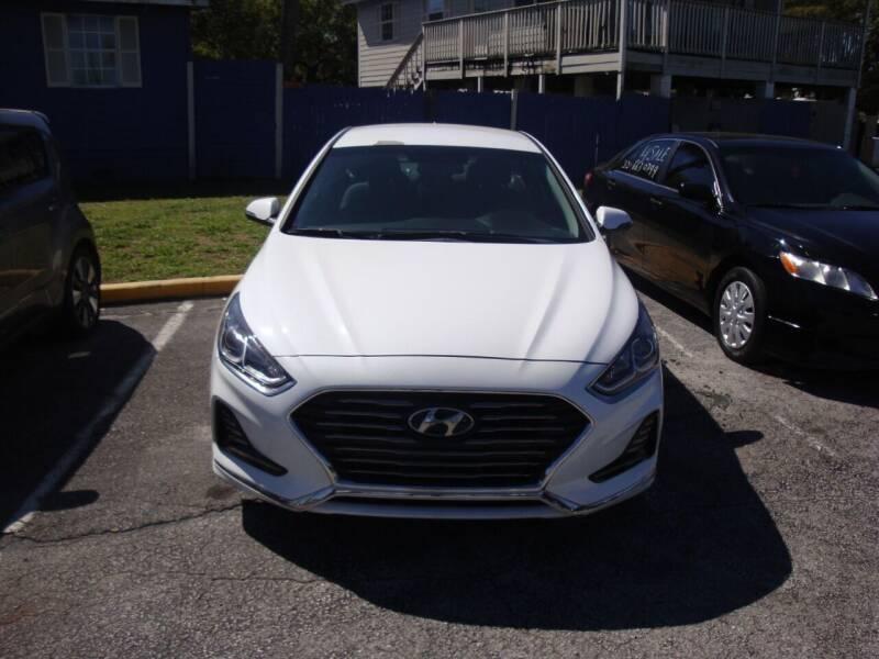 2018 Hyundai Sonata for sale at Mikano Auto Sales in Orlando FL