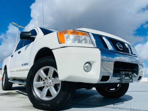 2011 Nissan Titan for sale at Bay Cars R Us in San Jose CA