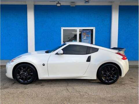 2017 Nissan 370Z for sale at Khodas Cars in Gilroy CA