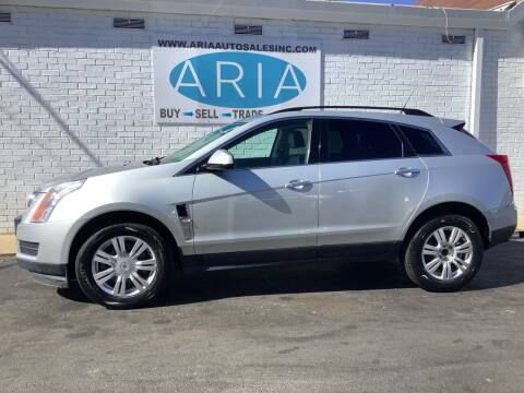 2011 Cadillac SRX for sale at ARIA  AUTO  SALES in Raleigh NC