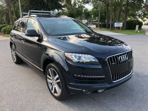 2010 Audi Q7 for sale at Global Auto Exchange in Longwood FL