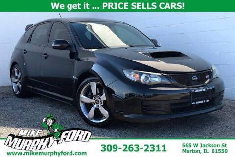 2008 Subaru Impreza for sale at Mike Murphy Ford in Morton IL