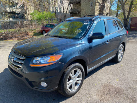 2012 Hyundai Santa Fe for sale at Polonia Auto Sales and Service in Hyde Park MA
