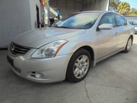 2012 Nissan Altima for sale at Automax Wholesale Group LLC in Tampa FL