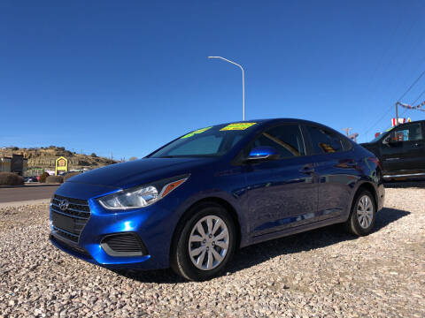 2020 Hyundai Accent for sale at 1st Quality Motors LLC in Gallup NM