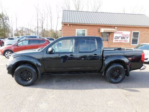 2018 Nissan Frontier for sale at Super Cars Direct in Kernersville NC
