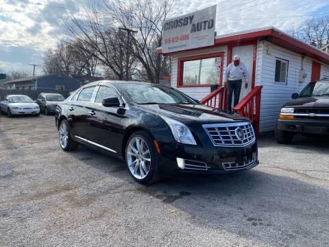 2013 Cadillac XTS for sale at Crosby Auto LLC in Kansas City MO