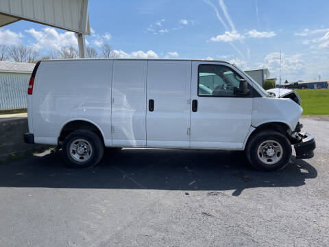 2019 Chevrolet Express Cargo for sale at B & W Auto in Campbellsville KY