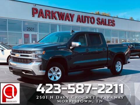 2019 Chevrolet Silverado 1500 for sale at Parkway Auto Sales, Inc. in Morristown TN