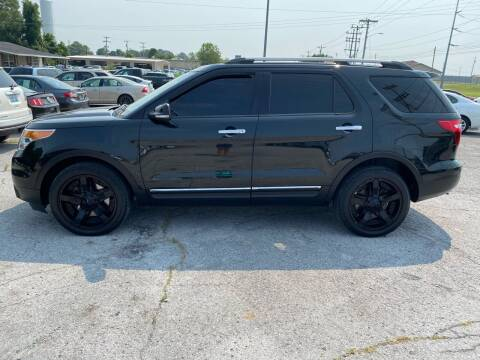 2015 Ford Explorer for sale at Kings Auto Sales in Cadiz KY