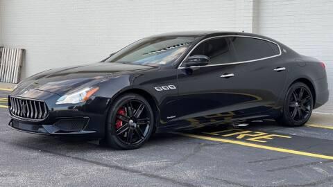 2017 Maserati Quattroporte for sale at Carland Auto Sales INC. in Portsmouth VA