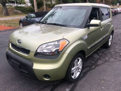 2011 Kia Soul for sale at Premier Automart in Milford MA