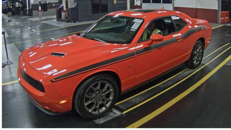 2017 Dodge Challenger for sale at THATCHER AUTO SALES in Export PA