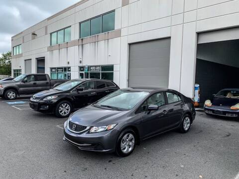 2014 Honda Civic for sale at Super Bee Auto in Chantilly VA