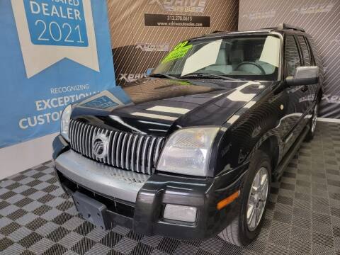 2009 Mercury Mountaineer for sale at X Drive Auto Sales Inc. in Dearborn Heights MI