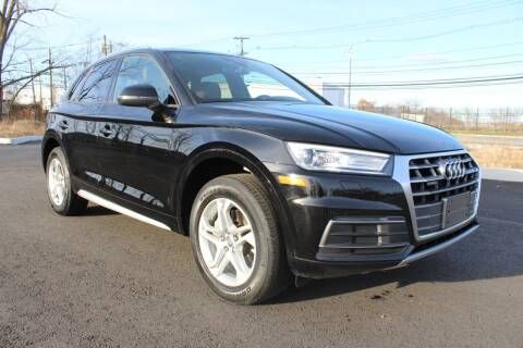 2018 Audi Q5 for sale at Vantage Auto Group - Vantage Auto Wholesale in Lodi NJ