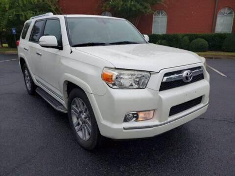 2012 Toyota 4Runner for sale at Bratton Automotive Inc in Phenix City AL