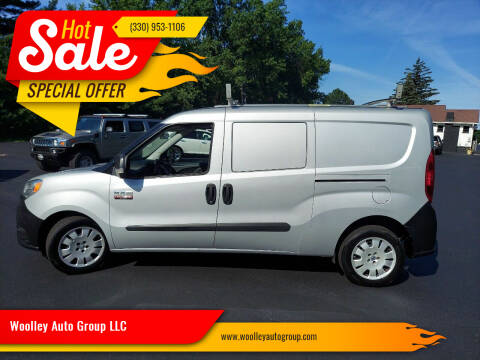 2015 RAM ProMaster City Cargo for sale at Woolley Auto Group LLC in Poland OH